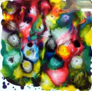 schilderijen erica 102
